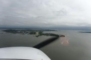 Approach Cedar Key