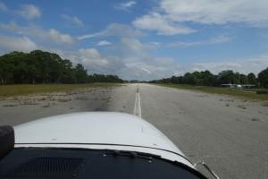 Runway Cedar Key